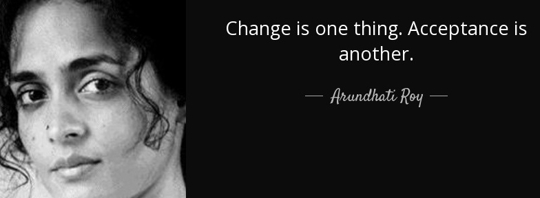 Change or Acceptance 3