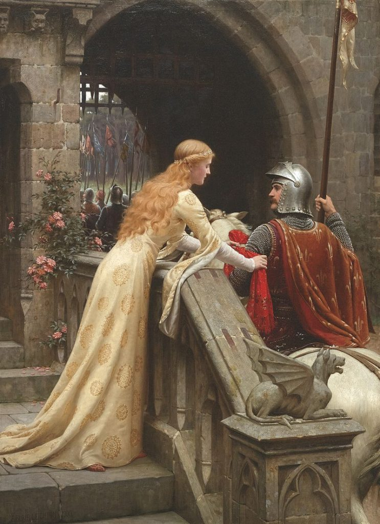 600-Courtly love-Leighton