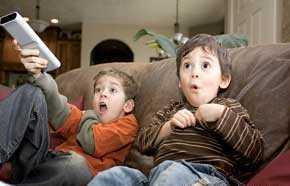 تاثیر-تلویزیون-بر-کودکان