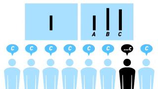 آزمایش سالامون اَش 3