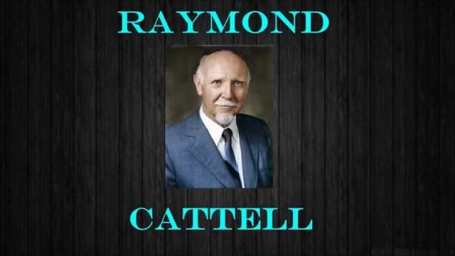 Raymond Cattell3