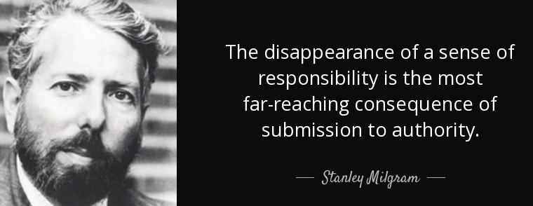 Stanley Milgram1